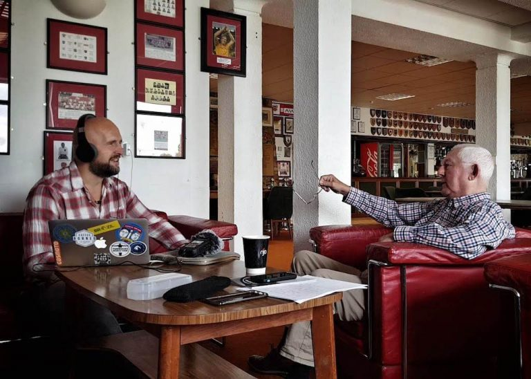 Dave Townsend - interview