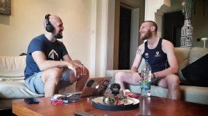 Interview - Greg Curtin