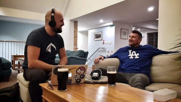 Amateur Rugby Podcast Interview - Peter Short