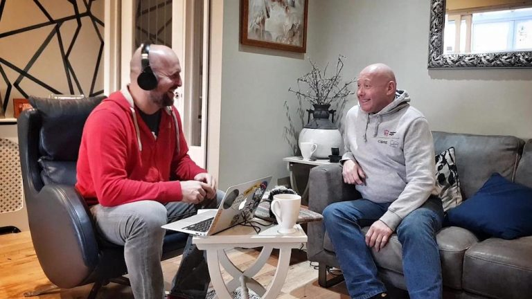 Amateur Rugby Podcast Interview - Dave Phillips