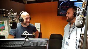 James Waterhouse - Interview
