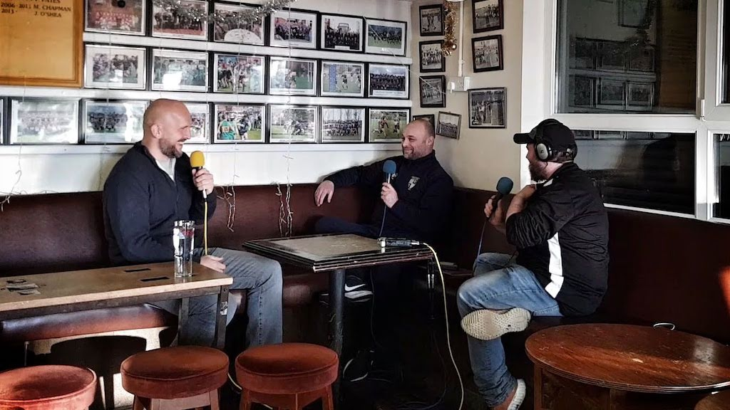 Mark 'Moxy' Collier - Amateur Rugby Podcast Interview
