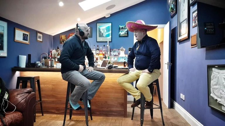Bill Blythe - Interview for Amateur Rugby Podcast