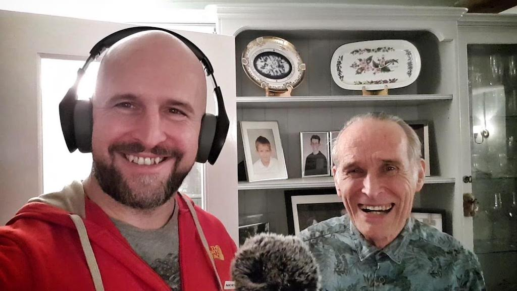 Lynn Evans - Post Interview for The Amateur Rugby Podcast