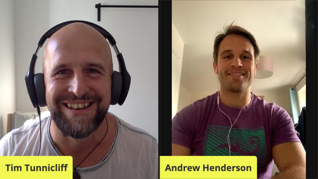 Post-Rugby Challenges - Andrew Henderson