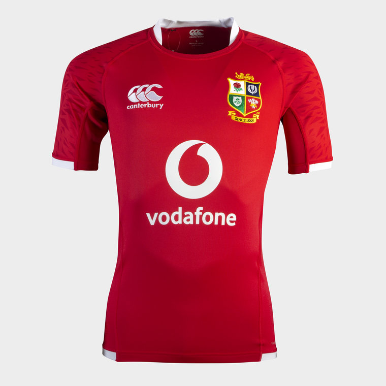 British Lions 2021 Rugby Shirt