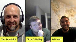 What no scrums?! - Chris O'Malley & Ed Livett