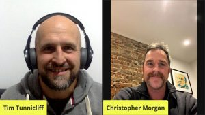 Chris Morgan on The Amateur Rugby Podcast
